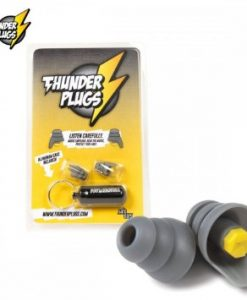 Ear plugs/Guitar Soundhole Mutes